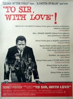 To Sir, with Love movie poster (1967) picture MOV_93b6e9cf