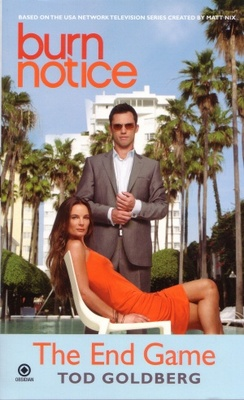 Burn Notice movie poster (2007) poster MOV_93b9ec03