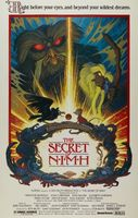 The Secret of NIMH movie poster (1982) picture MOV_93bba132