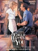 It Could Happen To You movie poster (1994) picture MOV_93c33141