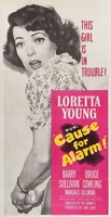 Cause for Alarm! movie poster (1951) picture MOV_93c4ef7e