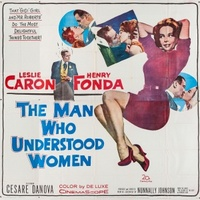 The Man Who Understood Women movie poster (1959) picture MOV_93c6d40e