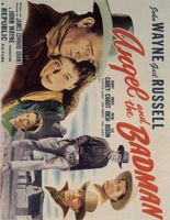 Angel and the Badman movie poster (1947) picture MOV_93c8d5e9