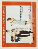 Houseboat movie poster (1958) picture MOV_93cc617b