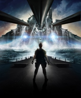 Battleship movie poster (2012) poster MOV_93d14110