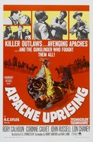 Apache Uprising movie poster (1966) picture MOV_93dca7ab