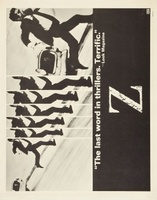 Z movie poster (1969) picture MOV_93de79e4