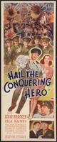 Hail the Conquering Hero movie poster (1944) picture MOV_93de98ab