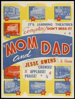 Mom and Dad movie poster (1945) picture MOV_93e343eb