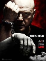 The Shield movie poster (2002) picture MOV_93e7f1e8