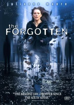 The Forgotten movie poster (2004) poster MOV_93e93861