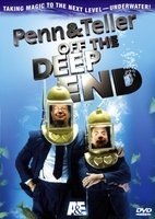 Penn & Teller: Off the Deep End movie poster (2005) picture MOV_93eca5cc