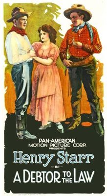 A Debtor to the Law movie poster (1919) poster MOV_93f12e4f
