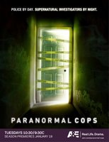 Paranormal Cops movie poster (2009) picture MOV_93f2987e