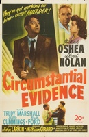 Circumstantial Evidence movie poster (1945) picture MOV_93fd820a