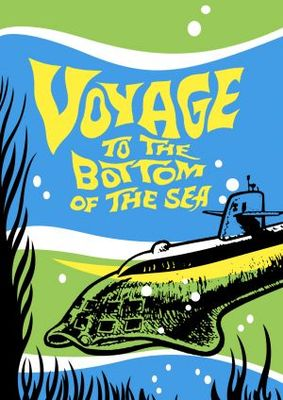 Voyage to the Bottom of the Sea movie poster (1964) poster MOV_9402b41d