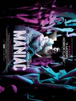 Maniac movie poster (2012) picture MOV_940343a0