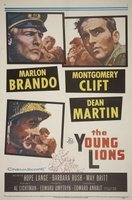 The Young Lions movie poster (1958) picture MOV_94038a42