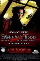 Sweeney Todd: The Demon Barber of Fleet Street movie poster (2007) picture MOV_94070e5a