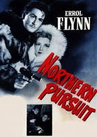 Northern Pursuit movie poster (1943) picture MOV_94078ffd