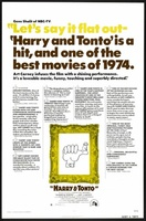 Harry and Tonto movie poster (1974) picture MOV_940c07ba
