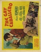 The Gay Caballero movie poster (1940) picture MOV_e6eda308