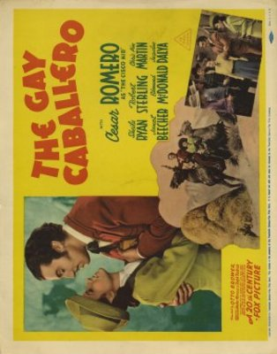 The Gay Caballero movie poster (1940) poster MOV_940d71e5