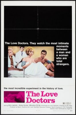 The Love Doctors movie poster (1970) poster MOV_940e0bde