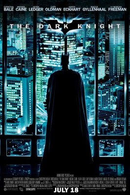 The Dark Knight movie poster (2008) poster MOV_941db7c4