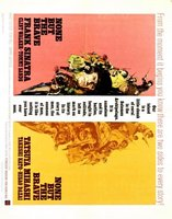 None But the Brave movie poster (1965) picture MOV_94227dc2