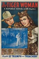 The Tiger Woman movie poster (1944) picture MOV_94239471