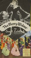 The Merry Widow movie poster (1934) picture MOV_9425b7c5