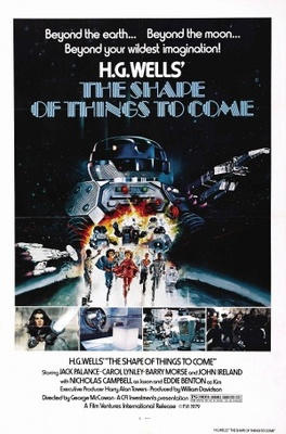 The Shape of Things to Come movie poster (1979) poster MOV_942d44f1