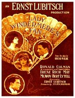 Lady Windermere's Fan movie poster (1925) picture MOV_9430556f