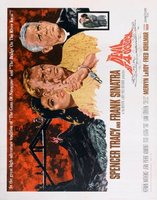 The Devil at 4 O'Clock movie poster (1961) picture MOV_94307b38