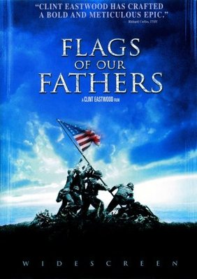 Flags of Our Fathers movie poster (2006) poster MOV_9432156f