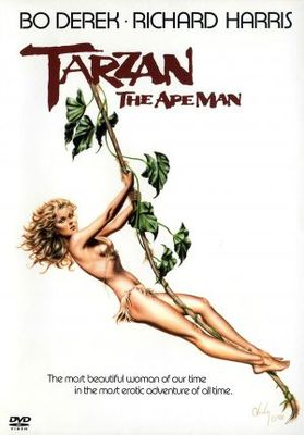 Tarzan, the Ape Man movie poster (1981) poster MOV_943ea16c