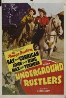 Underground Rustlers movie poster (1941) picture MOV_943f1475