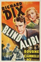 Blind Alibi movie poster (1938) picture MOV_9450a293