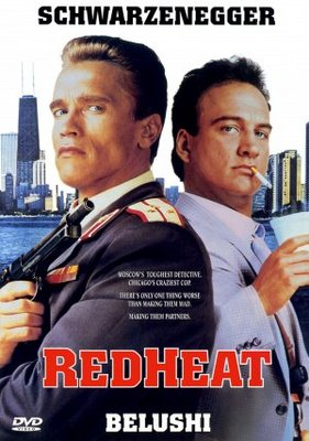 Red Heat movie poster (1988) poster MOV_94527221