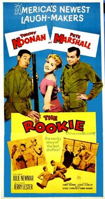 The Rookie movie poster (1959) poster MOV_9453e289