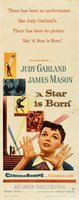 A Star Is Born movie poster (1954) picture MOV_945ac9e4