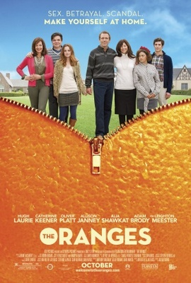 The Oranges movie poster (2011) poster MOV_945e6491