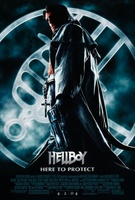 Hellboy movie poster (2004) picture MOV_94639f22