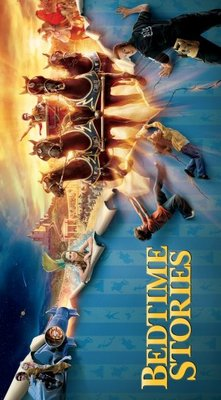 Bedtime Stories movie poster (2008) poster MOV_946a0f3d