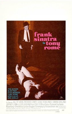Tony Rome movie poster (1967) poster MOV_946cf998