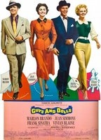 Guys and Dolls movie poster (1955) picture MOV_946eff49