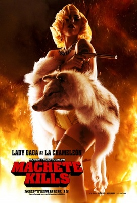 Machete Kills movie poster (2013) poster MOV_94781b55