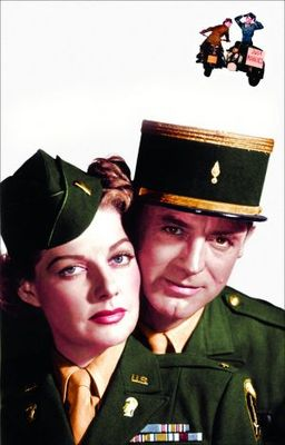 I Was a Male War Bride movie poster (1949) poster MOV_947a4543