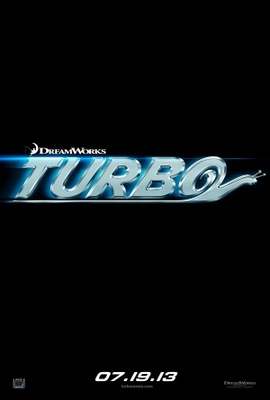 Turbo movie poster (2013) poster MOV_947c0760